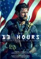 Cover image for 13 hours : the secret soldiers of Benghazi