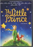Cover image for The little prince