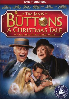 Cover image for Buttons : a Christmas tale