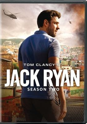 Cover image for Tom Clancy's Jack Ryan. Season two