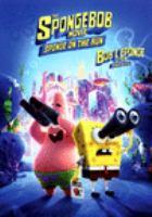 Cover image for The SpongeBob movie : sponge on the run