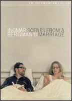 Cover image for Scener ur ett äktenskap = Scenes from a marriage
