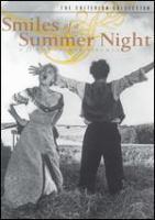 Cover image for Smiles of a summer night = Sommarnattens leende