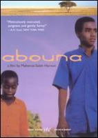 Cover image for Abouna