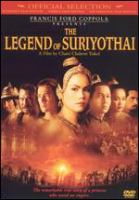 Cover image for Legend of Suriyothai