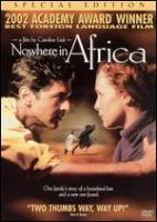 Cover image for Nowhere in Africa = Nirgendwo in Afrika