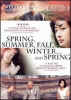 Cover image for Spring, summer, fall, winter-- and spring