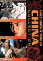 Cover image for Once upon a time in China trilogy