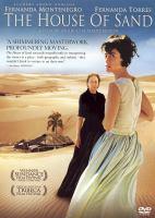 Cover image for The house of sand = Casa de areia