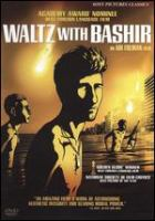 Cover image for Waltz with Bashir