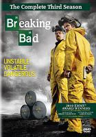 Cover image for Breaking bad. The complete third season