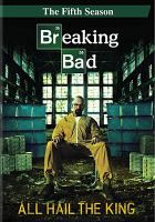 Cover image for Breaking bad. The fifth season