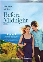 Cover image for Before midnight