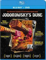 Cover image for Jodorowsky's Dune