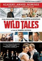 Cover image for Wild tales