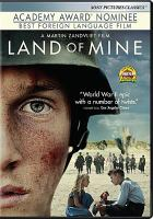 Cover image for Land of mine