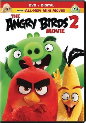 Cover image for The angry birds movie. 2