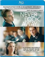Cover image for Never look away = Werk ohne Autor