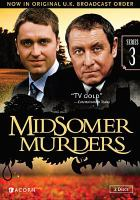 Cover image for Midsomer murders. Series 3