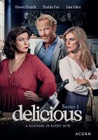 Cover image for Delicious. Series 1