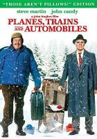 Cover image for Planes, trains & automobiles