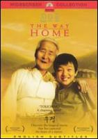 Cover image for The Way Home = Jibeuro
