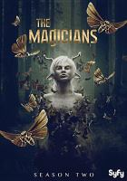 Cover image for The magicians. Season two