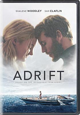 Cover image for Adrift