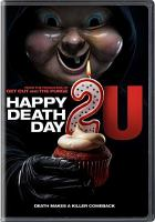 Cover image for Happy death day 2U