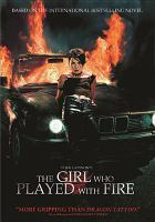 Cover image for The girl who played with fire.