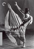 Cover image for Martha Graham : dance on film