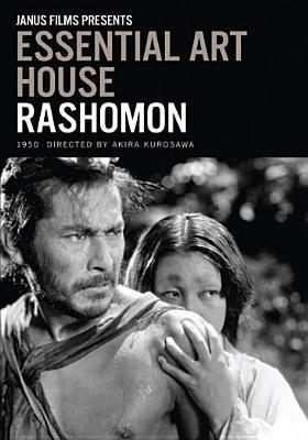 Cover image for Rashomon