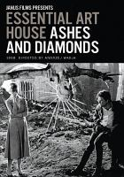 Cover image for Popiół i diament = Ashes and diamonds