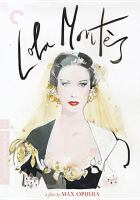 Cover image for Lola Montès