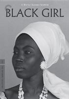 Cover image for Black girl = La Noire de...