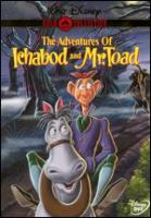 Cover image for The adventures of Ichabod and Mr. Toad