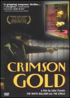 Cover image for Crimson gold