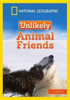 Cover image for Unlikely animal friends
