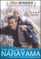 Cover image for The ballad of Narayama