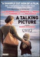 Cover image for A talking picture