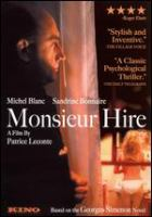 Cover image for Monsieur Hire