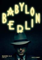 Cover image for Babylon Berlin. Seasons 1 & 2