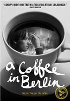 Cover image for A coffee in Berlin