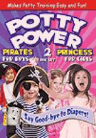 Cover image for Potty power pirates : for boys
