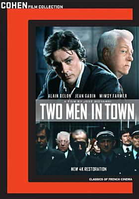 Cover image for Two men in town