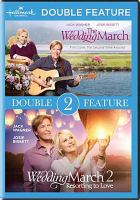 Cover image for Double feature : the wedding march and the wedding march 2, resorting to love