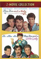 Cover image for 2-movie collection : Three men and a baby ; and, Three men and a little lady