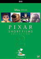 Cover image for Pixar short films collection. Volume 2