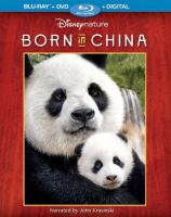 Cover image for Born in China