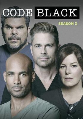 Cover image for Code black. Season 3.